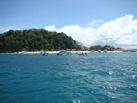 Praia para Mergulho