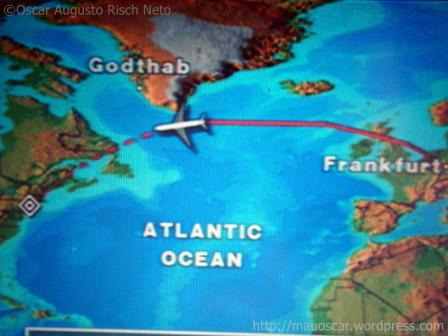 Proximo a Groenlandia