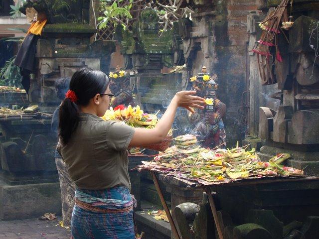 Religiosidade do povo Balines