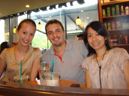 Rita, Oscar and Siew Fong