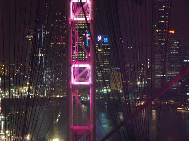 Roda Gigante de Singapura