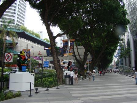 Romero Britto Orchard Road