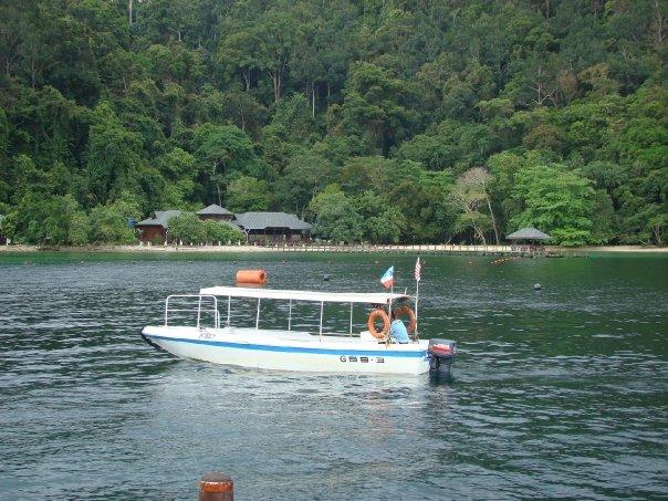 sapi-island-ii - Speed Boat