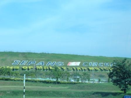 Sepang F1 Malasia