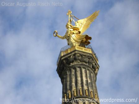 Siegessaule - Monumento a vitoria