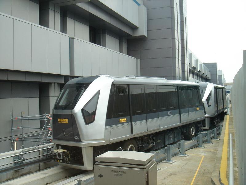 Skytrain Singapura