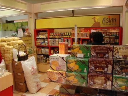 snacks da Asia