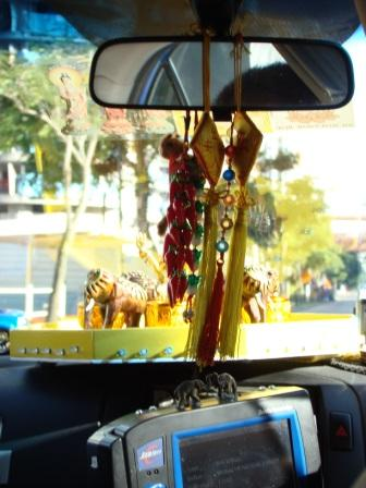 Taxi de Singapura