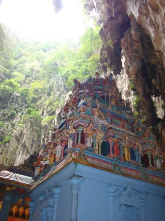 Templo na Caverna