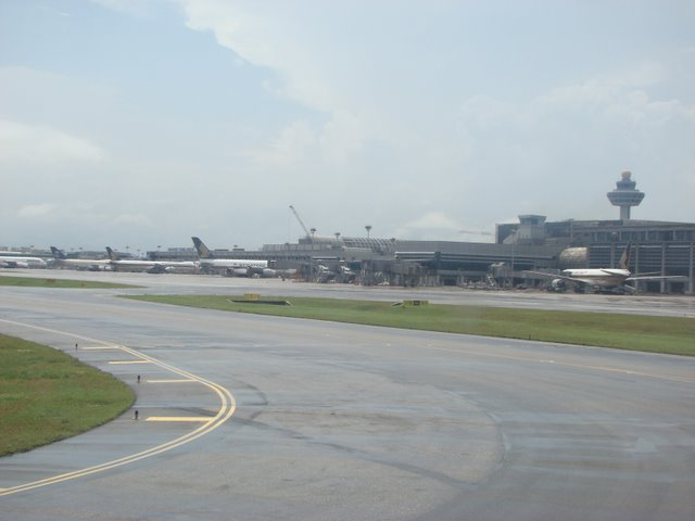 Terminal 1 em Reforma