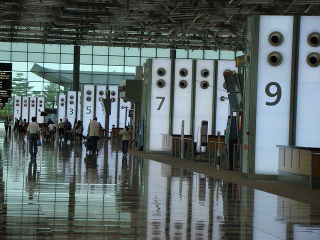 Terminal 3 Check-Inn