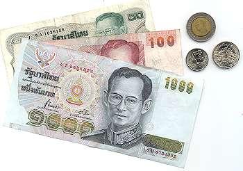 Thai Bahts