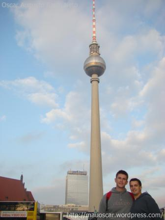 Torre de TV  - Berlin