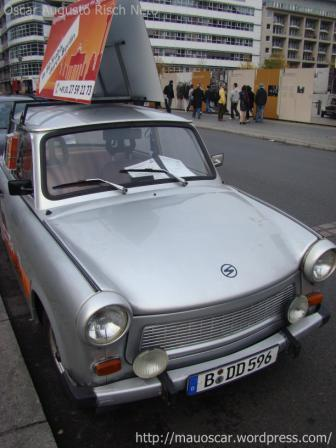 Traband em Berlin