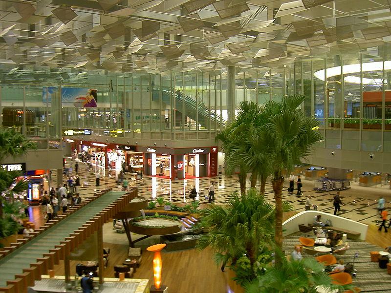 Transit Area Terminal 3