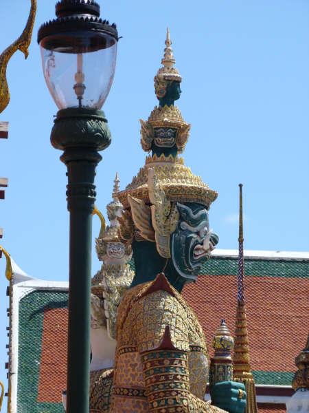 Yak Demonio Tailandes
